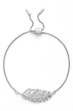 Nadri Feather Bracelet available at #Nordstrom
