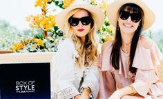 Watch Rachel Zoe Unpack The Summer 2017 Box Of Style. Get your Beautycounter products here....www.beautycounter.com/gailmyers