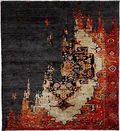 World Rugs | Tibetan Rugs 1 | Renaissance C Hand Knotted Tibetan Rug
