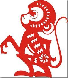 °I'm a little Monkey - chinese zodiac