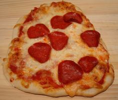 Fast and easy pizza dough recipe, and a 24 hour pizza dough recipe.  Yummy!