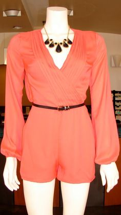 <3 this coral jumper