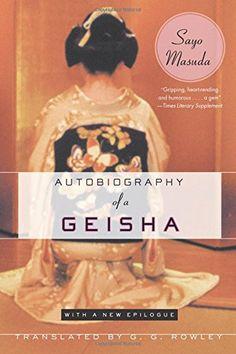 Autobiography of a Geisha by Sayo Masuda https://www.amazon.com/dp/0231129513/ref=cm_sw_r_pi_dp_x_FtSmybFHWPGPP