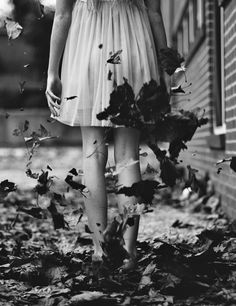 autumn | leaves | mystical | mystic | black & white photography | www.republicofyou.com.au