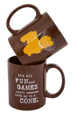 It's all fun and games...  Perfect gift for your dog's/dogs' vet or dog sitter! ;)