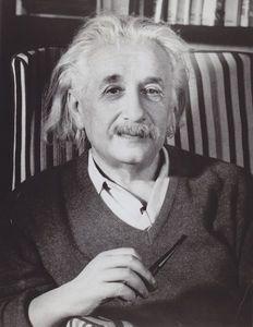 Unknown/Associated Press - Albert Einstein, Princeton, NJ, 1949