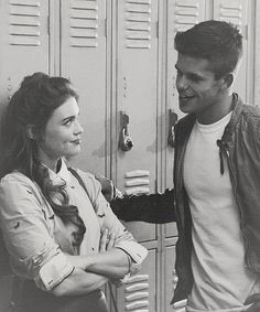 Teen Wolf: Lydia and one of the twins (have they  named these two yet?)