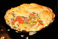 Easy Chicken Pot Pie...YUM!