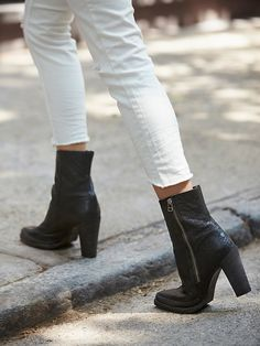Free People Baroness Heel Ankle Boot, $398.00