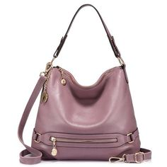 8f6a310541 Genuine Leather Large Shoulder Bag