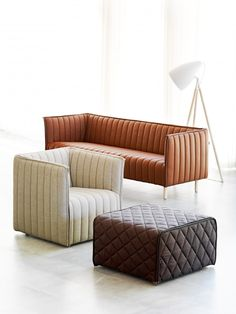 There are a number of kinds of contemporary sofa in the furniture industry. Generally, every sofa design is offered in an assortment of a variety of sizes and configurations to fit your needs.