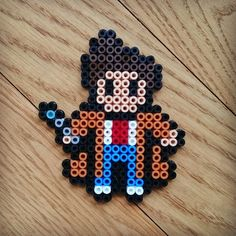 Doctor Who perler beads by Thea IMYBY