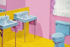 Die Badematte sollte man auch zwischendurch immer mal wieder ausschütteln, um sie sauber und flauschig zu halten