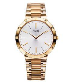 Piaget montre Dancer en or rose http://www.vogue.fr/joaillerie/shopping/diaporama/montres-or-rose-ete/19075/image/1007169#!piaget-montre-dancer-en-or-rose