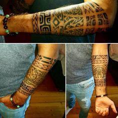 """Mi piace"": 15, commenti: 1 - Sascha (@schnapper2302) su Instagram: ""#tattooconvention #maoritattoo"""