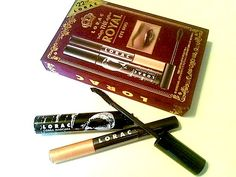 Lorac Holiday 2014 Set Eyes royal eye duo liner cobra mascara swatches  Review, Photos: LORAC Cosmetics Holiday 2014 The Royal Collection - Full Face, Eye Duo, 3D Liquid Lustre, Lip Lustre Crème  Set, PRO Eye  #BStat