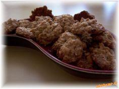 ovesné sušenky zdravé a žravé