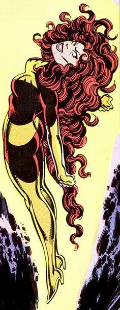Dark Phoenix By John Byrne