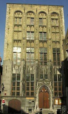 Huis de Beurse - Brugge - Bruges
