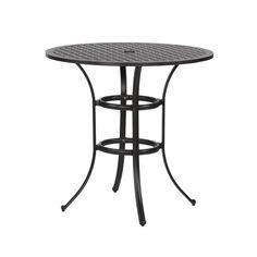 Yorkshire 40x42 Round Bar Table