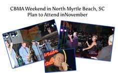 Carolina Beach Music Awards happend every  November in North Myrtle Beach, SC - CBMA