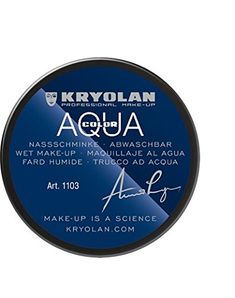 Kryolan AQUACOLOR 55 ML 19FL OZ 1103 071 Wet Makeup and Body Paint * You can find more details by visiting the image link. (This is an affiliate link)
