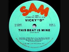 This Beat Is Mine - Vicky D - (1981)