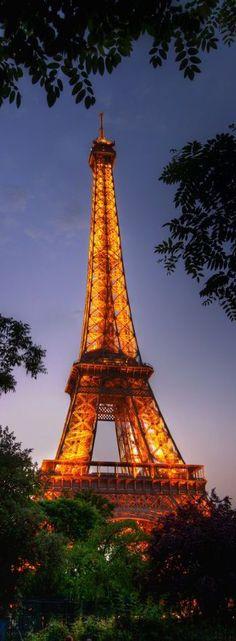 Eiffel Tower, Paris, France