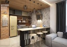 Dapur by SIBEL SARIKAYA INTERIOR DESIGN OFFICE
