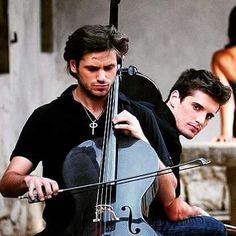 Stjepen Hauser and Luke Šulić