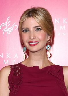 "Socialite and entrepreneur Ivanka Trump launches her new fragrance ""Ivanka Trump"" at Lord & Taylor on May 9, 2013 in New York City. - Ivanka Trump Introduces Her New Fragrance"