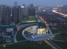 Gallery of Shanghai Natural History Museum / Perkins+Will - 6