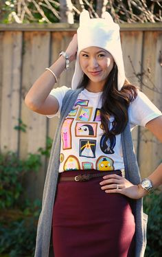 2019 year for women- Chic: Geek Fashion Inspired by Adventure Time