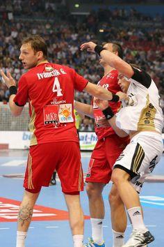 EHF Champions League 2014 Gergo Ivancsik, Momir Ilic