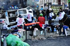 #Ukraine #2014 #Euromaidan #war