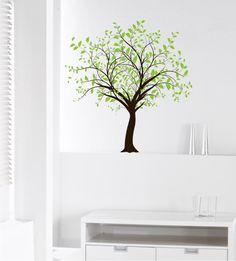 Baum als Wandtattoo
