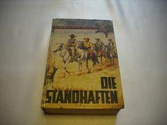 245) 2 von 5 Westernromane von G.F. Barner Teil2: Die Standhaften, Preis 20€