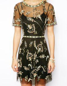 Needle & Thread Blossom Dress (ASOS)