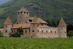 Castle drawbridge tempest academy pinterest purpose for Koi garden bolzano
