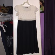 black & white excellent condition only worn once Speechless Dresses Asymmetrical