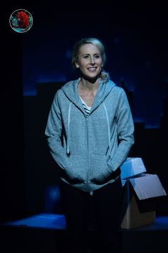 Kirby Hughes as Claire in 'Ordinary Days LDN' (London Theatre Workshop & Edinburgh Fringe, Ordinary Day, London Theatre, London Photography, Edinburgh, Claire, Workshop, Style, Swag, Atelier