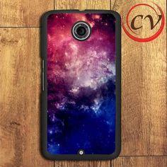 Red Blue Galaxy Nexus 5,Nexus 6,Nexus 7 Case