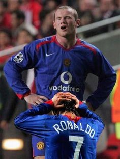 Ronaldo picture fail :P Emily look at this!!!!