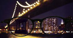 Nueva York visto en Cinemagraphs a través de gafas Armani