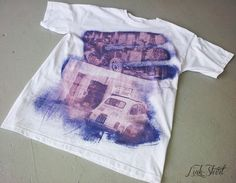#tshirt #vintage #white #cars #500 #cinquecento #fiat #linkshirt #madeinitaly #italian #style