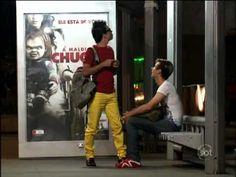 #11 #chucky #Pegadinha #Prank #SilvioSantos(TVPersonality) A Maldição de Chucky - Pegadinha Silvio Santos  17/11/13