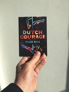 Zwier Veldhoen's #DutchCourage and he's actually Dutch himself... so double Dutch Courage.
