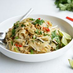Don't forget to pop grandmar's delicious Chicken Pad Thai recipe on your menu this week.