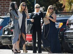 Like a Boss! Jessica Simpson Looks Extra Slim, Ready for Business in Sleek Black Ensemble  Jessica Simpson, Cacee Cobb