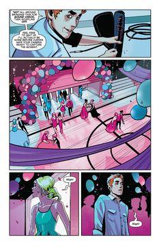 Preview: ARCHIE #1 - Comic Vine